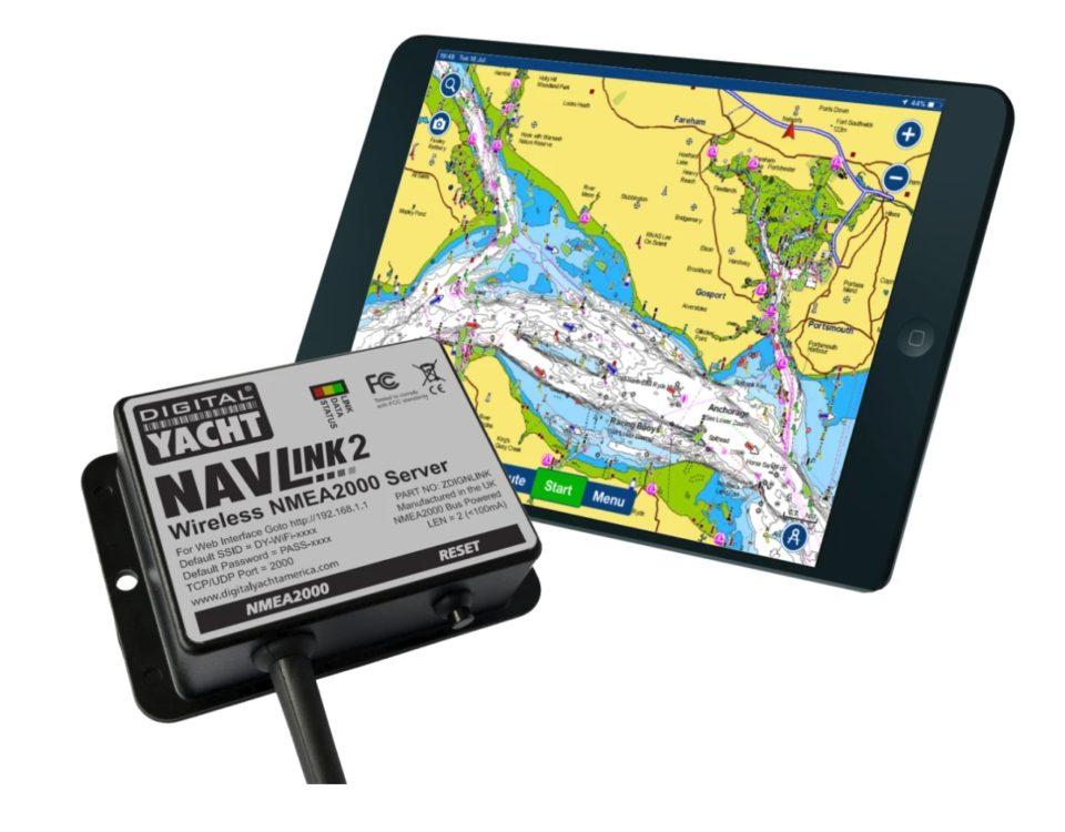 Dieses Video zeigt Ihnen, wie Sie unseren Navlink2 und die beliebte Navionics Boating App so einrichten, dass Sie AIS+GPS+Tiefen-Daten drahtlos von Ihrem NMEA 2000 Netzwerk