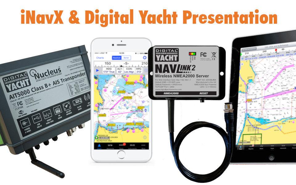 inavx digital yacht