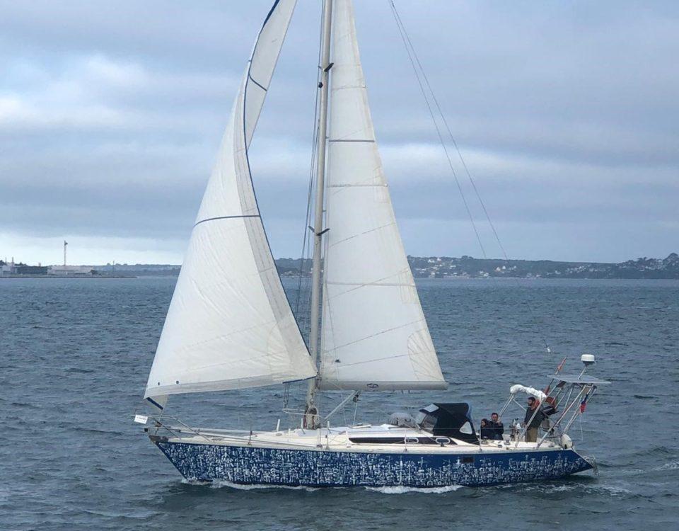 Anoa Aufrüstung BordelektronikDigital Yacht