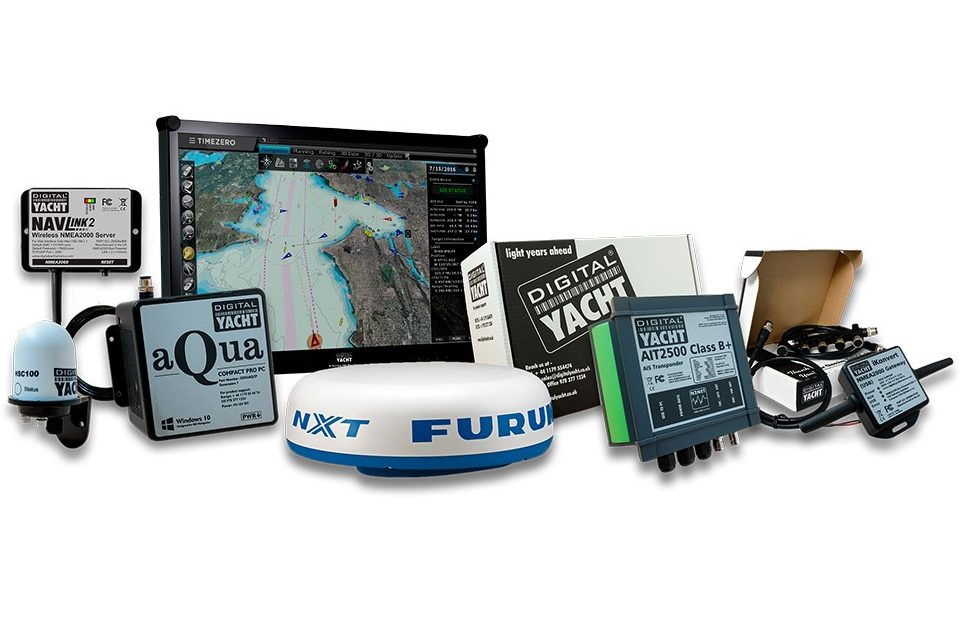 Navigationssystem Radar
