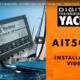 Installation AIT5000 AIS-Transponder