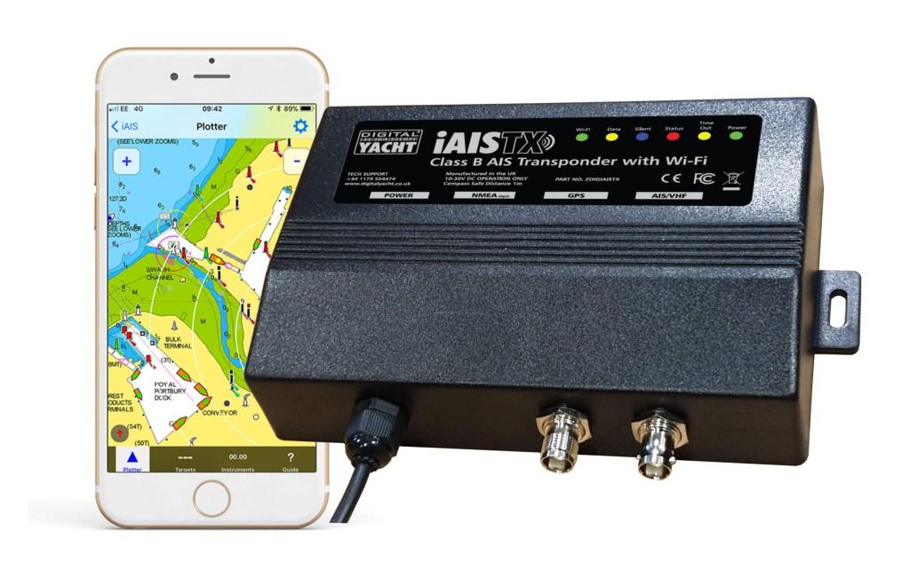 iaistx transponder kabellos