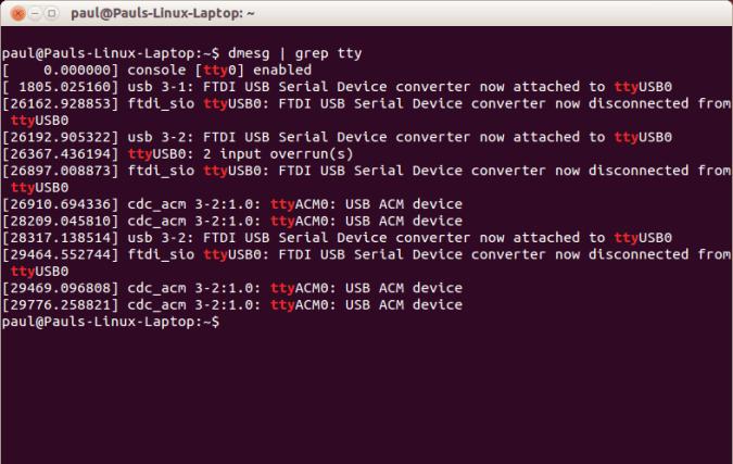 Problem Ubuntu