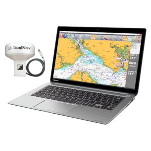 SmarterTrack Express - Marinenavigations-Softwarepaket mit GPS-sensor